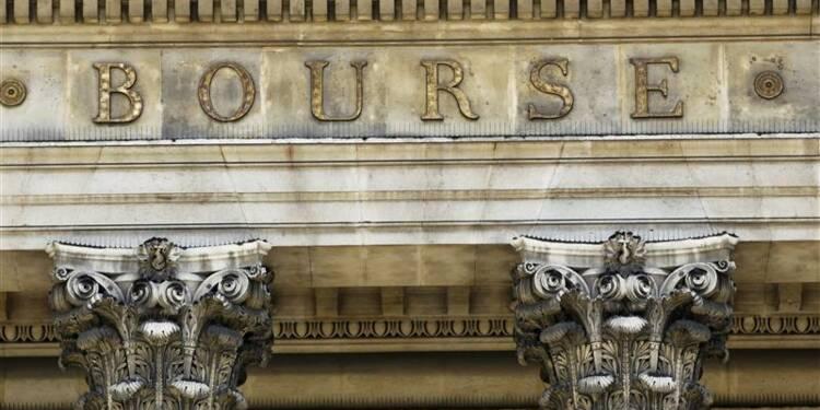 Les Bourses européennes évoluent en légère hausse à mi-séance
