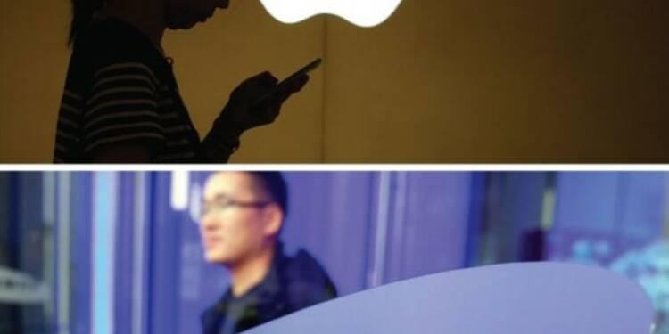 Apple perd une manche dans sa bataille judiciaire contre Samsung