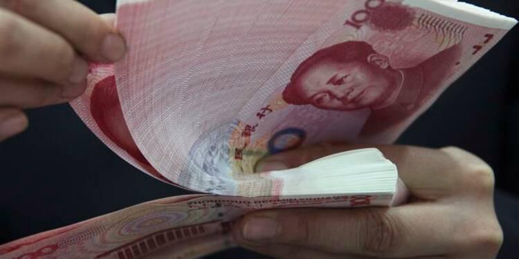 La croissance chinoise piégée par le crédit facile