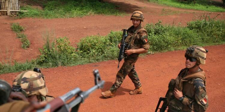 Des soldats français pourraient quitter la RCA mi-septembre
