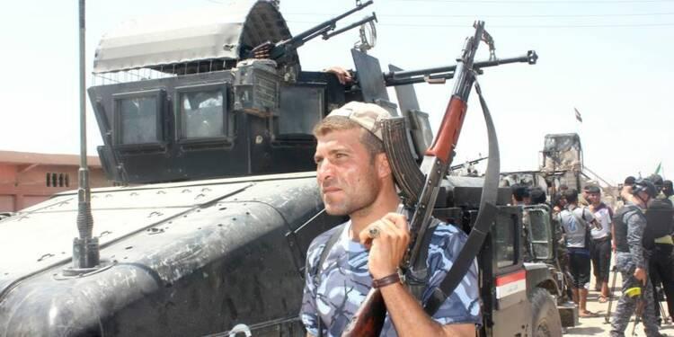 Les combats s'intensifient à Tikrit, au nord de Bagdad