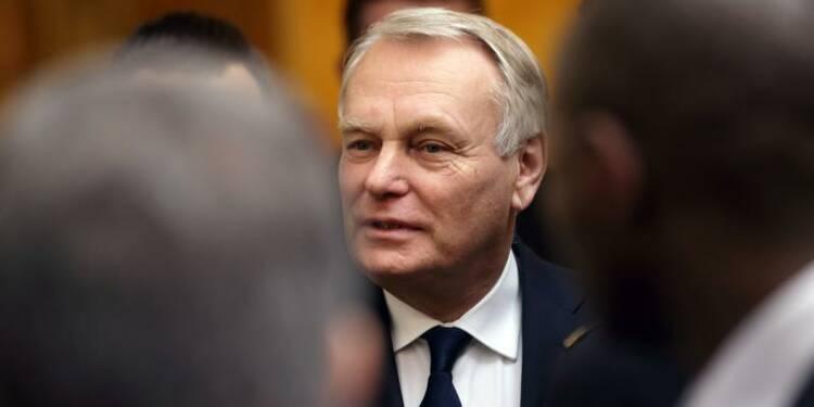 Ayrault veut rassurer un PS inquiet du pacte de responsabilité