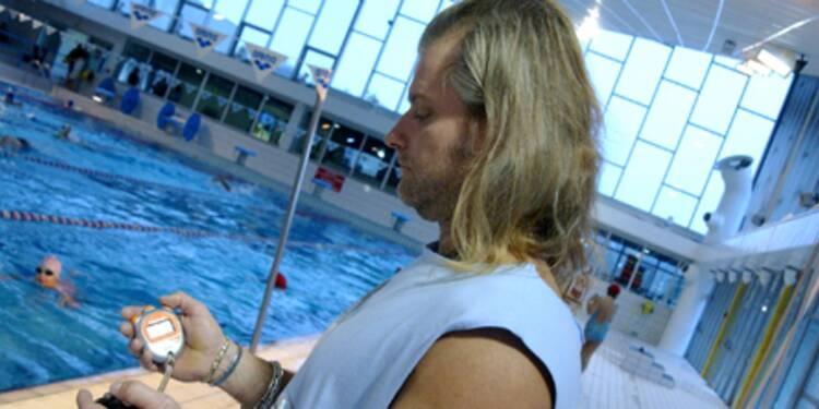 Philippe Lucas, plus fort en natation qu'en comptabilité !
