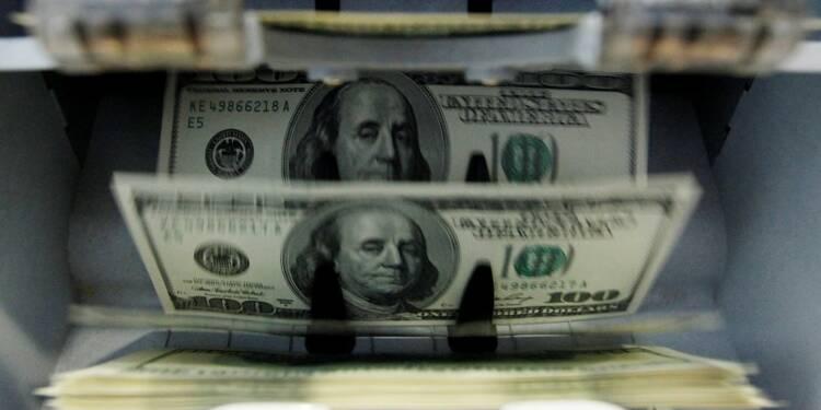 Washington a enregistré un excédent budgétaire en avril