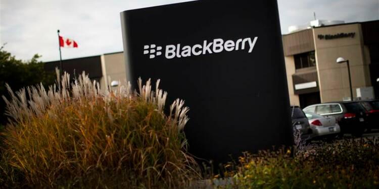 Accord pour le rachat de BlackBerry à 4,7 milliards de dollars