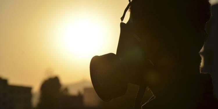 Les Etats-Unis ont évoqué les armes chimiques avec Damas