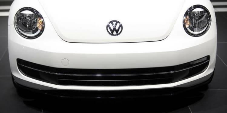 Volkswagen arrête la vente de quatre modèles en Amérique du Nord