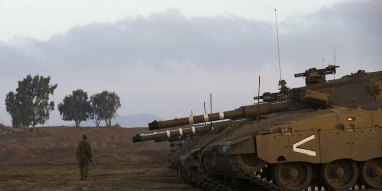 Fausse alerte en Syrie après un test de missile israélien