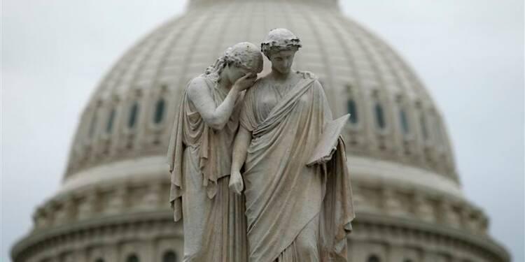 Accord bipartisan au Sénat américain sur le budget et la dette