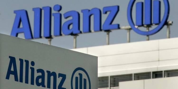 Allianz attend un bénéfice stable ou en hausse en 2013
