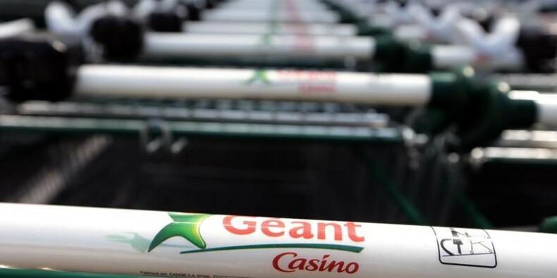 Casino ralentit au 1er trimestre, à cause notamment du Brésil