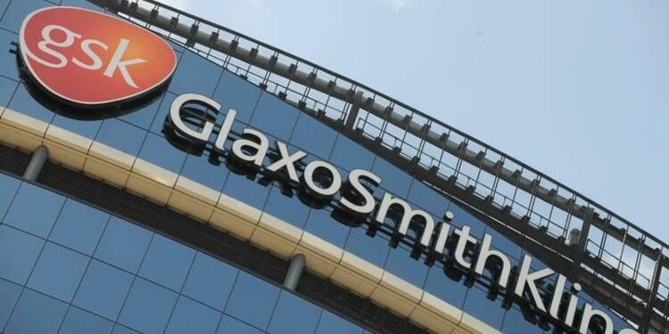 GSK promet de la croissance en 2013 après le raté de 2012
