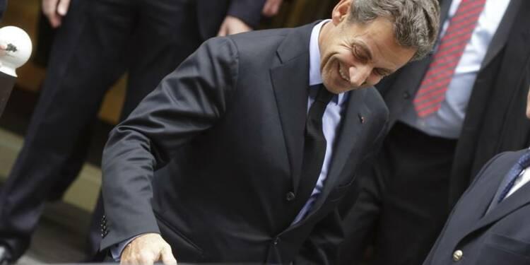 Nicolas Sarkozy envisagerait de créer un nouveau parti