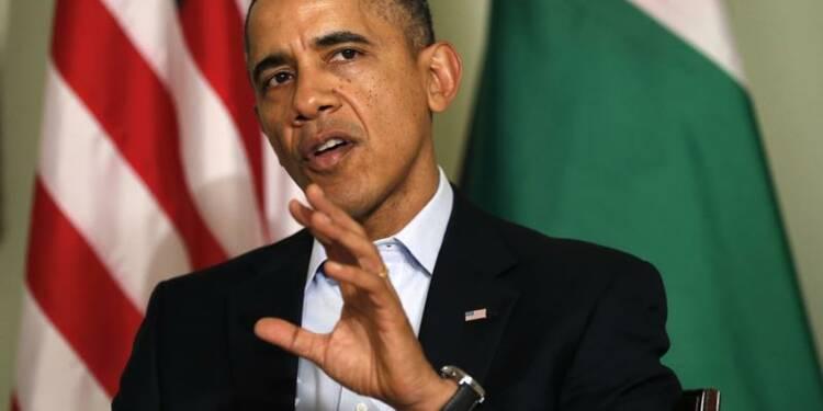 Obama signe la loi remontant le plafond de la dette américaine
