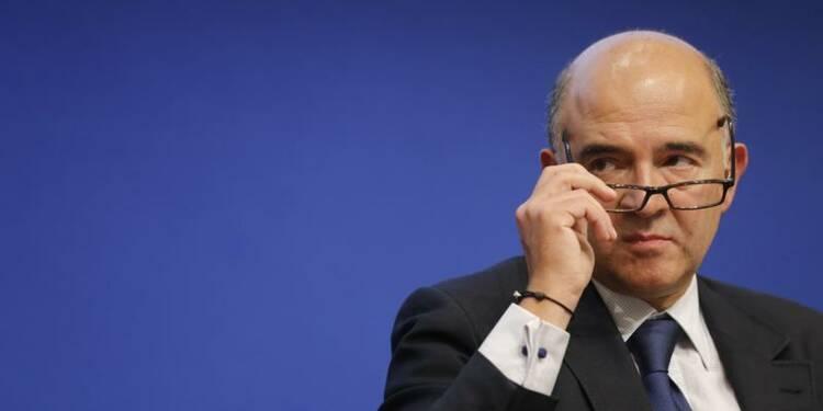 Moscovici espère un accord sur l'union bancaire mardi