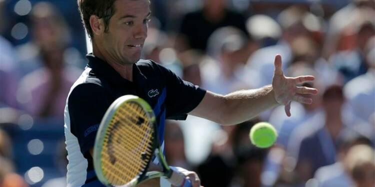 US Open: Gasquet retrouve le dernier carré en Grand Chelem