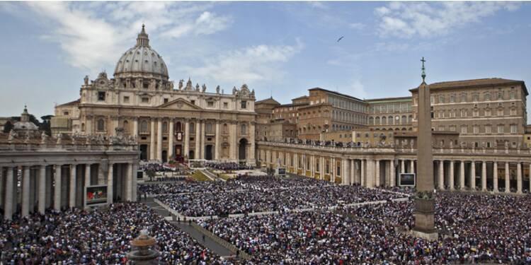 Le pape François, P-DG de Vatican Inc.