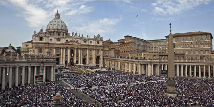 Vatican : dans les coulisses d'une affaire d'Etat