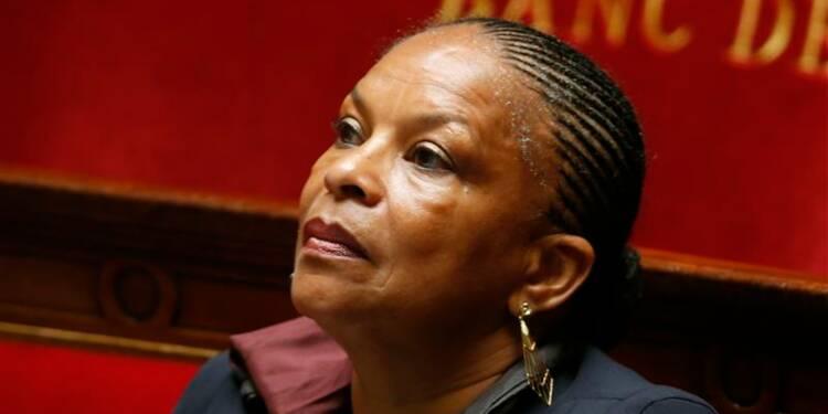 Christiane Taubira comparée à un singe, la justice saisie