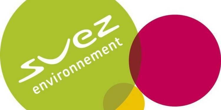 Suez Environnement affiche une croissance de 3,2%