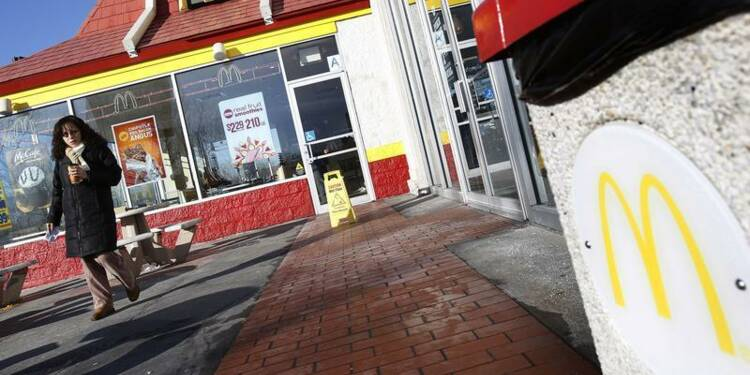 Ventes de McDonald's inférieures aux attentes au 4e trimestre