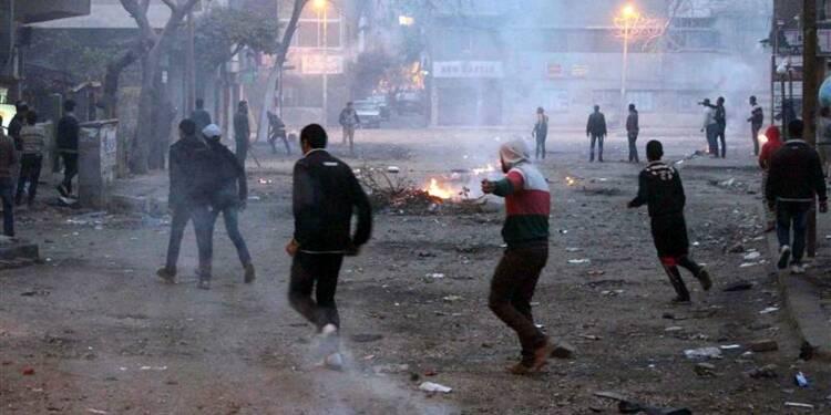 Amnesty estime sans précédent le niveau de violence en Egypte