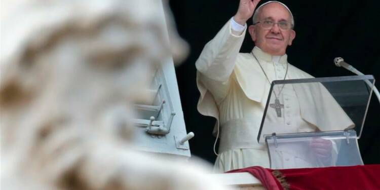 Le pape dénonce les violences faites aux chrétiens dans le monde