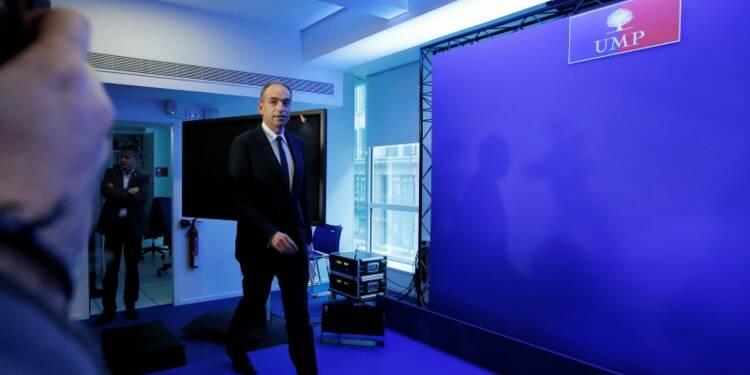 Jean-François Copé va présenter un exposé des comptes de l'UMP