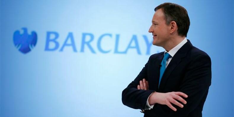Barclays annonce un plan d'économies, 3.700 emplois supprimés