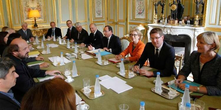 """La France veut contourner le """"précipice"""" du réchauffement"""