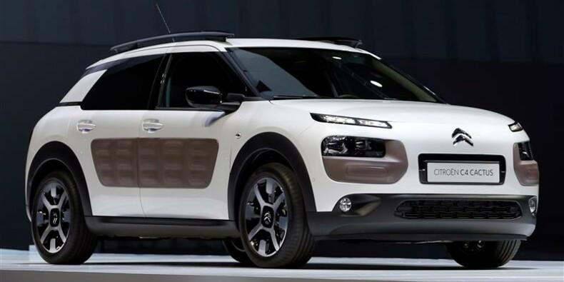 Citroën veut se différencier avec la famille Cactus