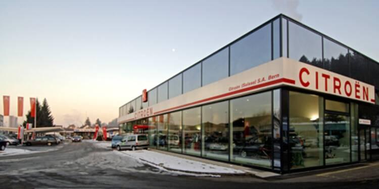 Le titre Peugeot décroche, les perspectives déçoivent