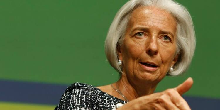 Lagarde juge qu'un lobbying intense freine la réforme bancaire