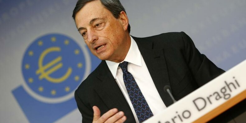 La BCE prévoit une contraction de 0,4% du PIB de la zone euro en 2013