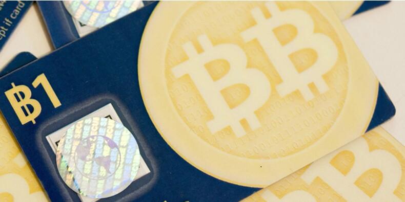 Le bitcoin désormais aussi cher que l'once d'or