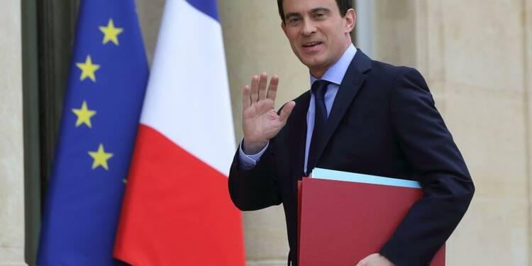 La passation de pouvoirs entre Ayrault et Valls aura lieu à 15h00