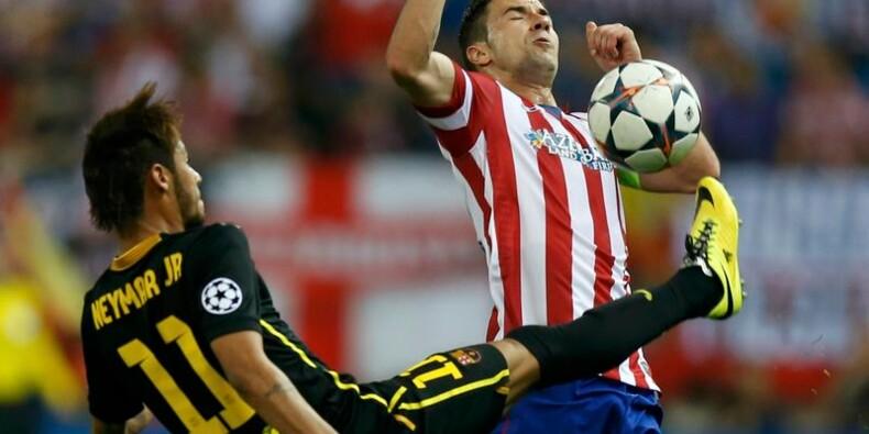 Ligue des champions: Atlético et Bayern dans le dernier carré