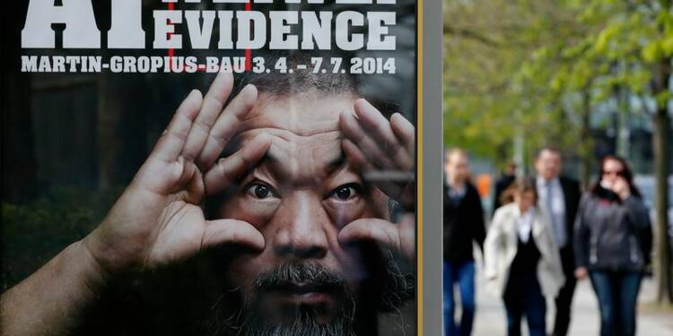 Une exposition Ai Weiwei inaugurée à Berlin en son absence