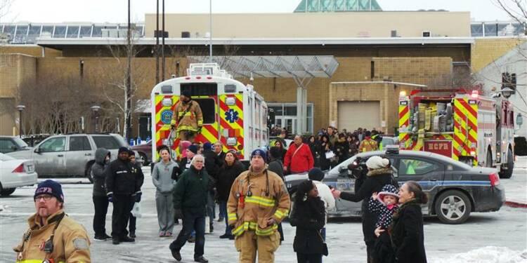 Fusillade dans un centre commercial du Maryland, trois morts