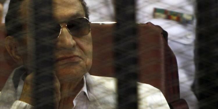 Moubarak bientôt libre, affirme son avocat