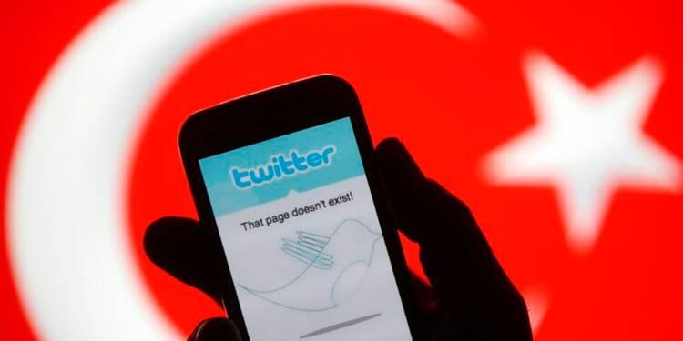 La Turquie demande à Twitter de payer des impôts