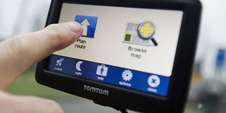 TomTom plonge en Bourse après un avertissement pour 2014