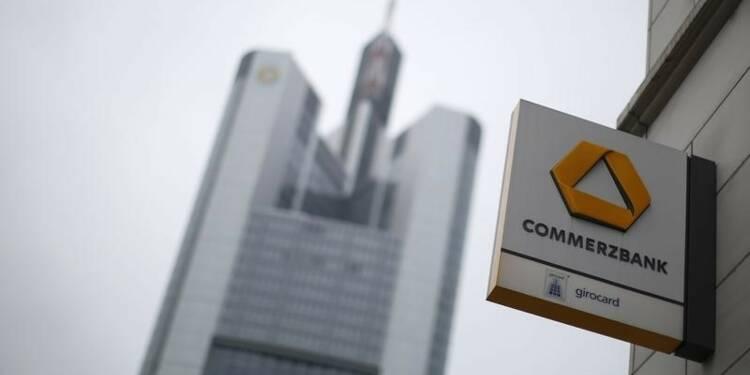 Commerzbank suspend 2 traders pour manipulation de changes