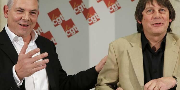 Thierry Lepaon, nouveau visage d'une CGT à refonder