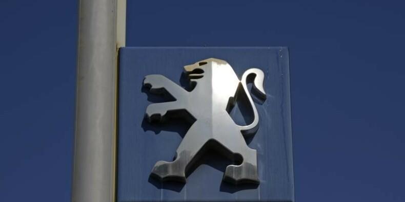 PSA prévoit jusqu'à 2.500 aménagements de fin de carrière