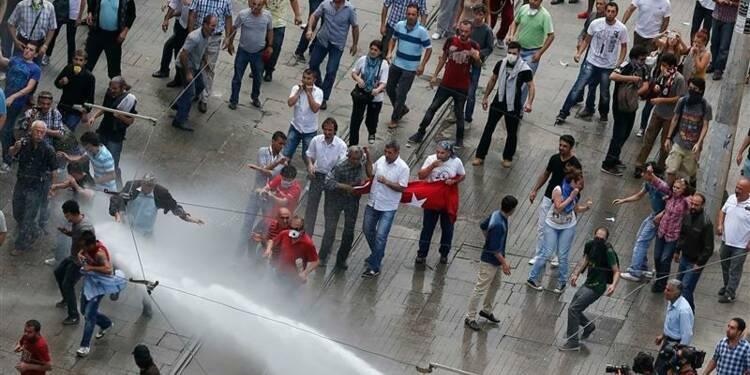 Nouvelles émeutes à Istanbul
