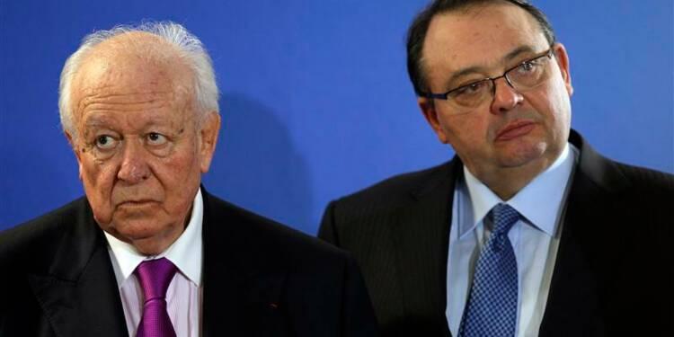 Gaudin et Mennucci à égalité à Marseille, selon CSA