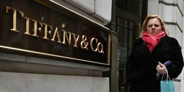 Tiffany voit ses ventes annuelles progresser de 6% à 8% en 2013