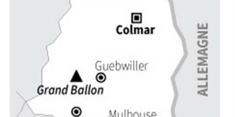 Les salariés de BASF bloquent leur usine à Huningue, en Alsace