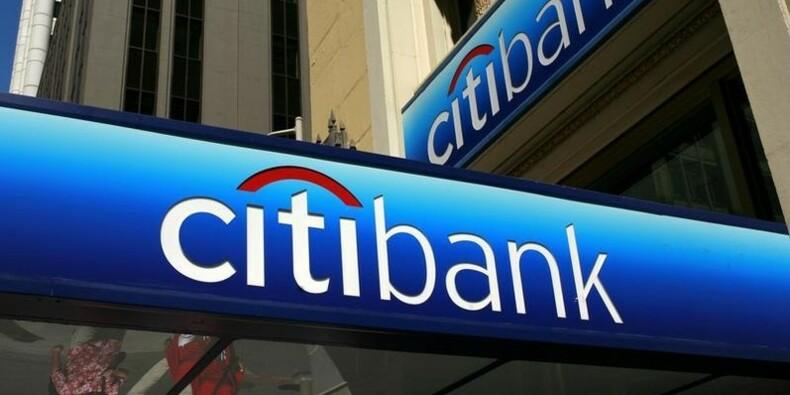 Citigroup affiche un bénéfice en hausse au 1er trimestre